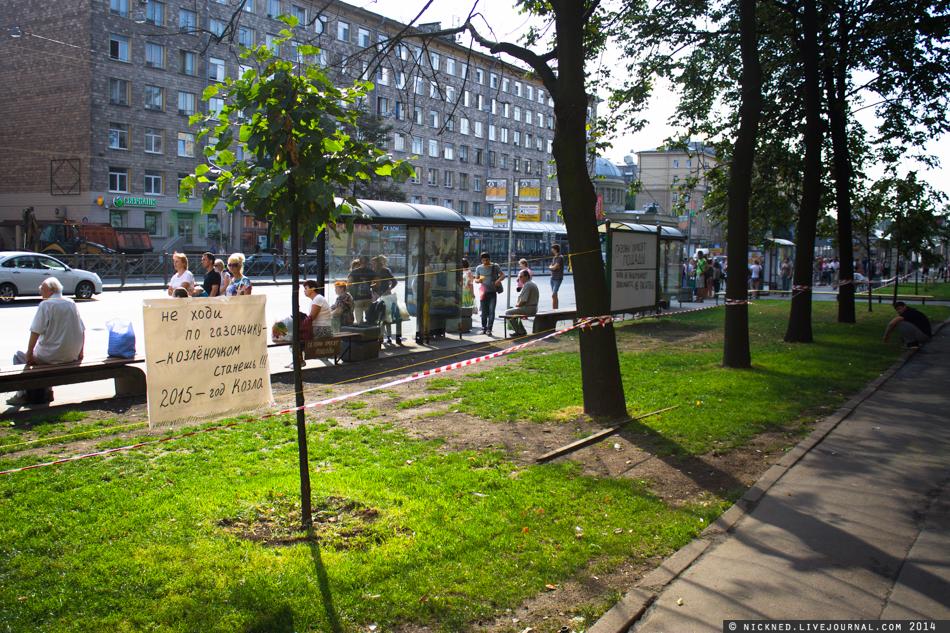 на трамвай 36-го маршрута.