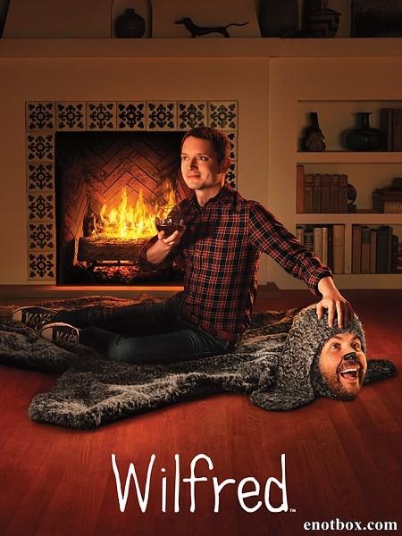 Уилфред / Wilfred - Полный 4 сезон [2014, WEB-DLRip | WEB-DL 1080p] (LostFilm)