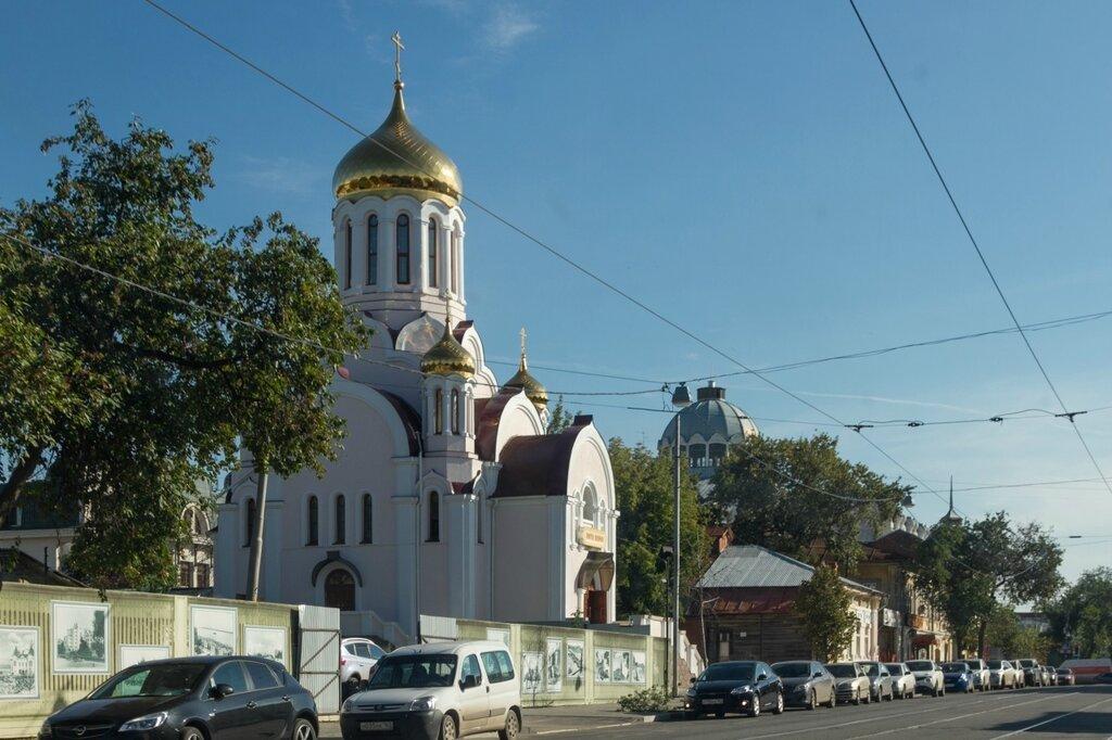 Церковь, Самара