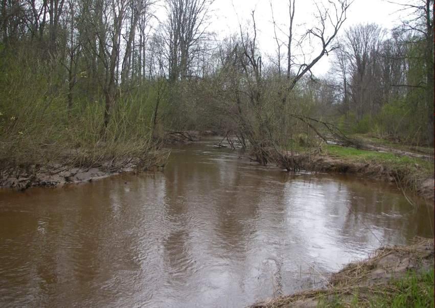 Сплав по реке Пола