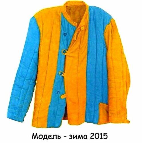Украинская модель - зима 2015