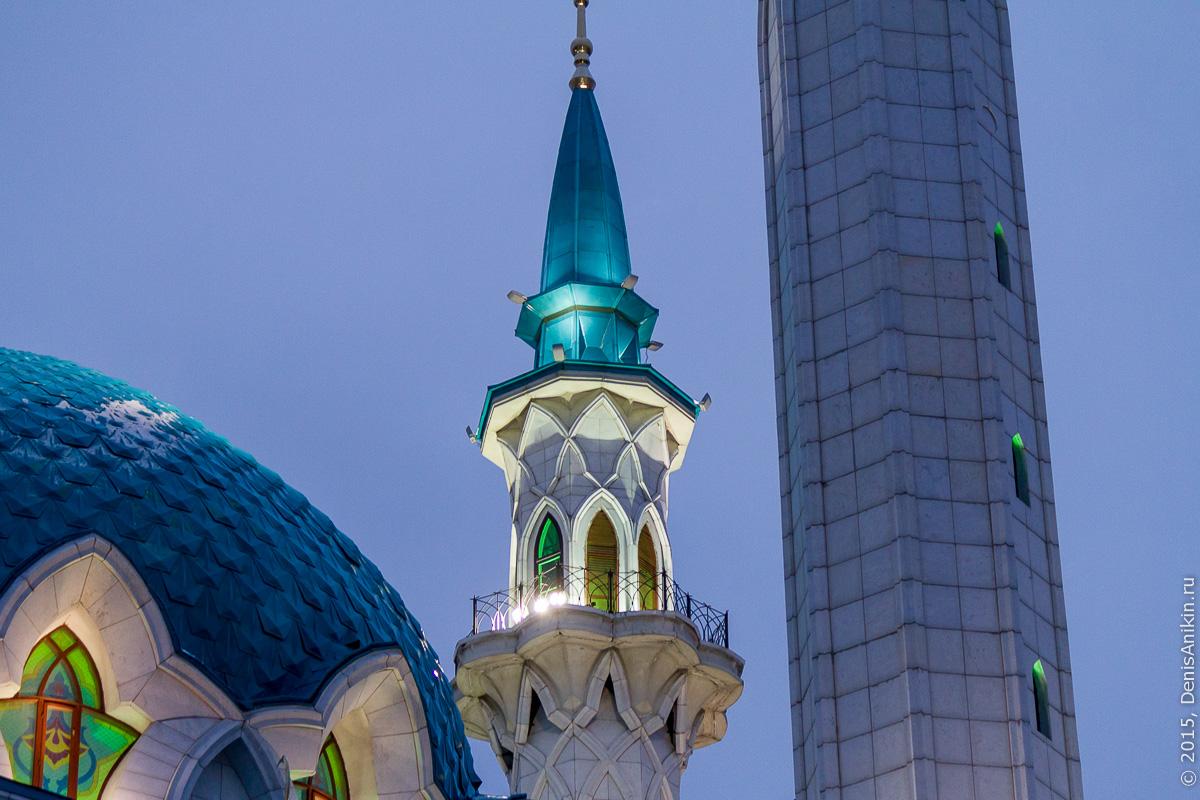 Мечеть Кул Шариф 19