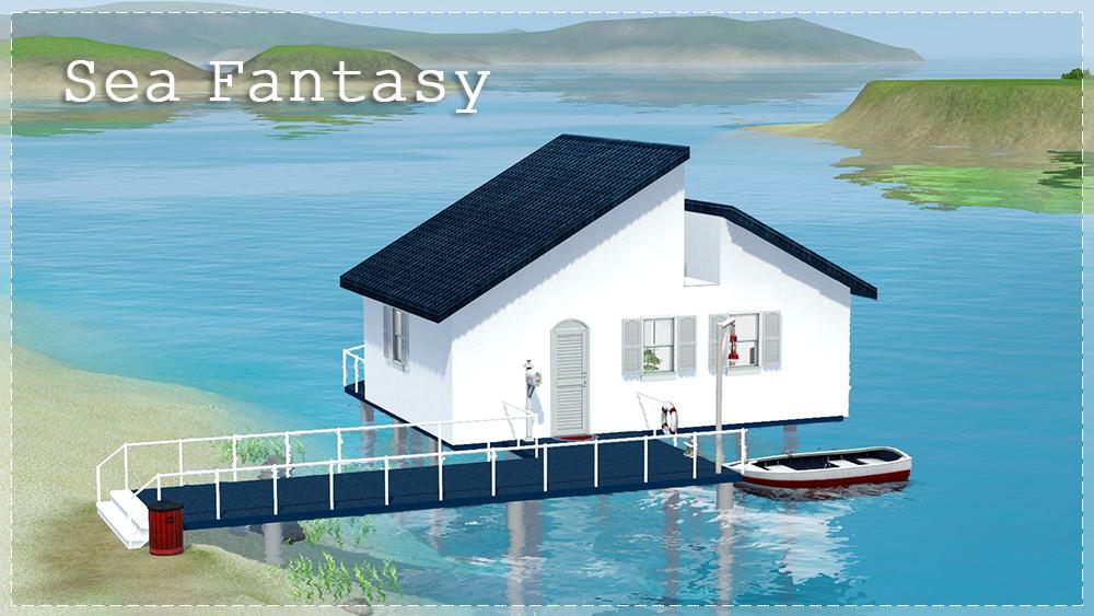 Sea Fantasy by Rany Randolff