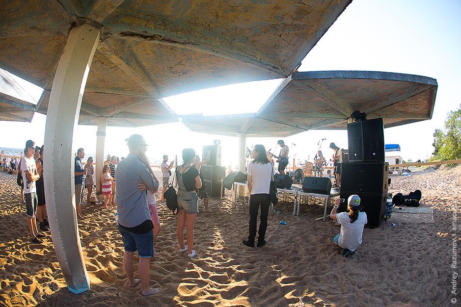 True Fest на Финском заливе