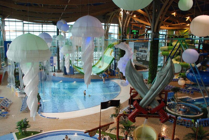 Ростовский парк водных развлечений H2O (Н2О)