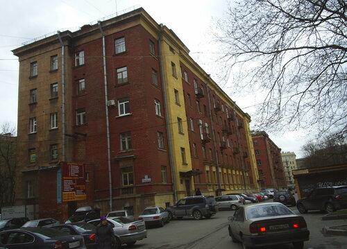 Кузнецовская ул. 21