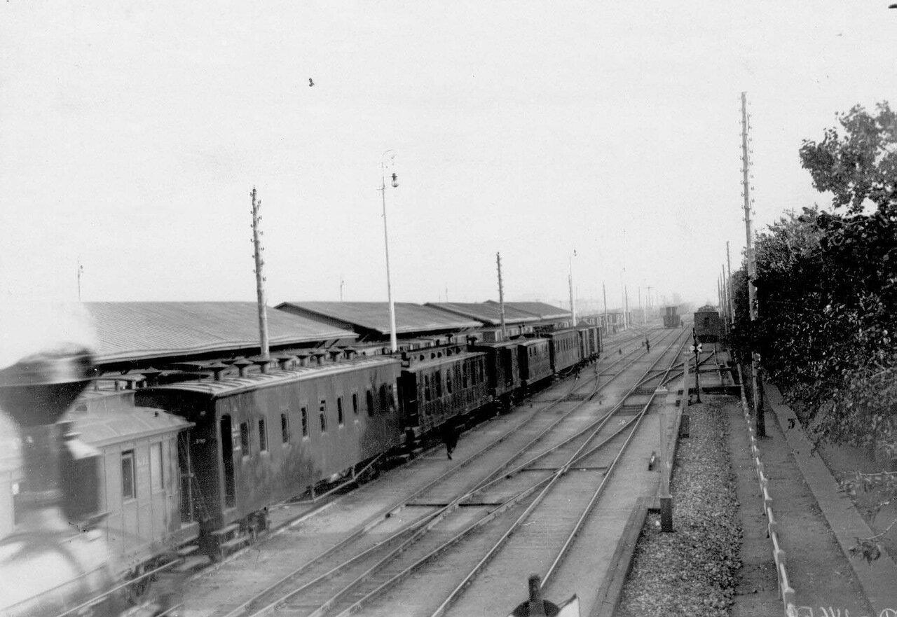 03. Железнодорожная ветка завода и линия электропередачи