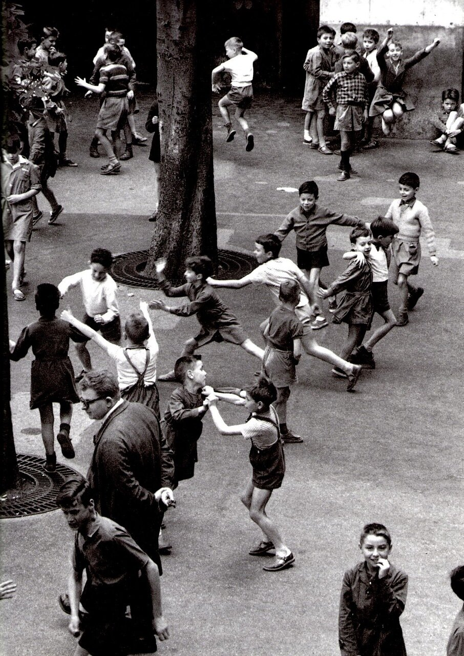 1959. На улице Буффон
