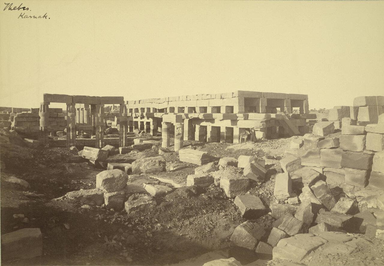 Карнак. 1889