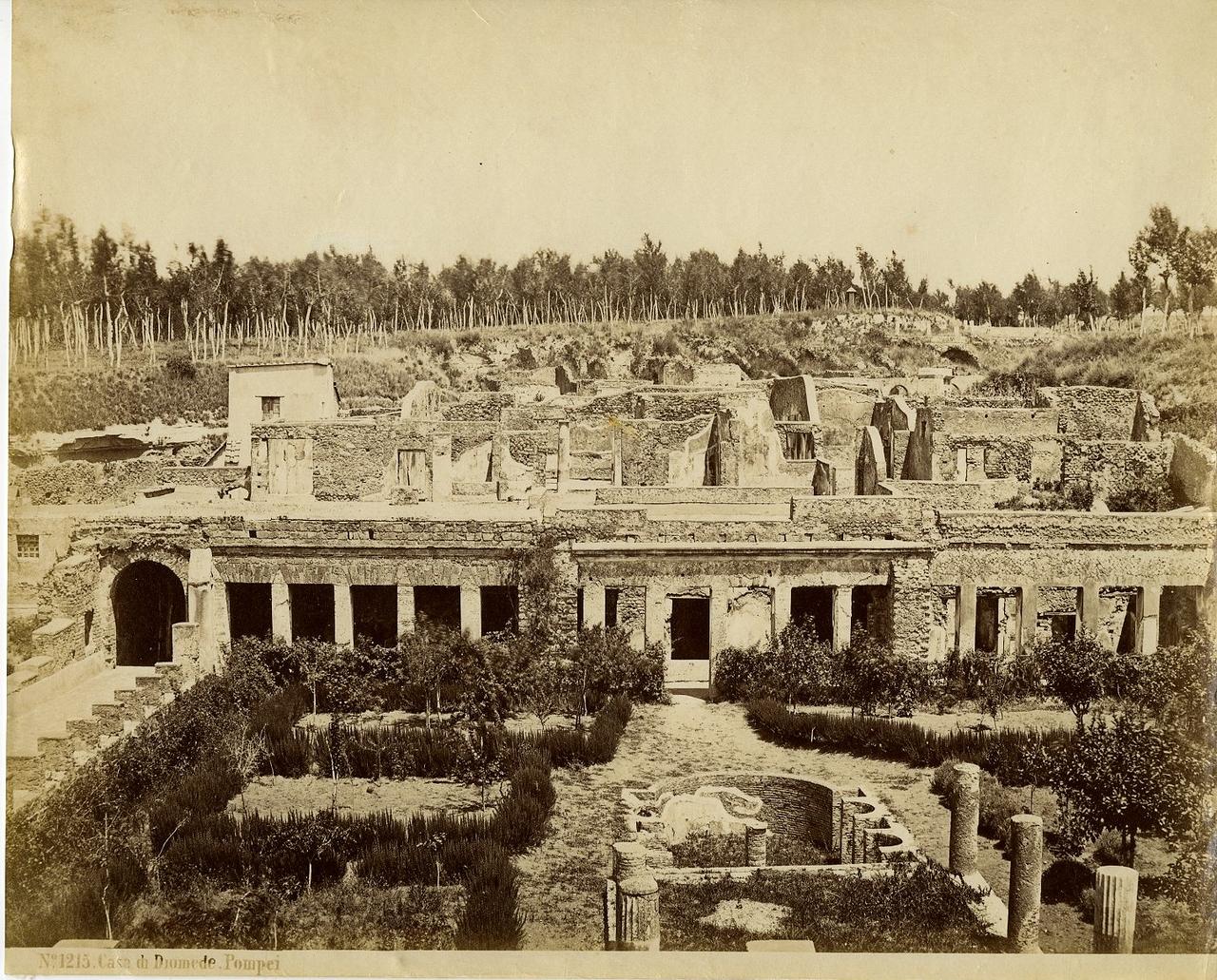 1870. Палаты Диомида