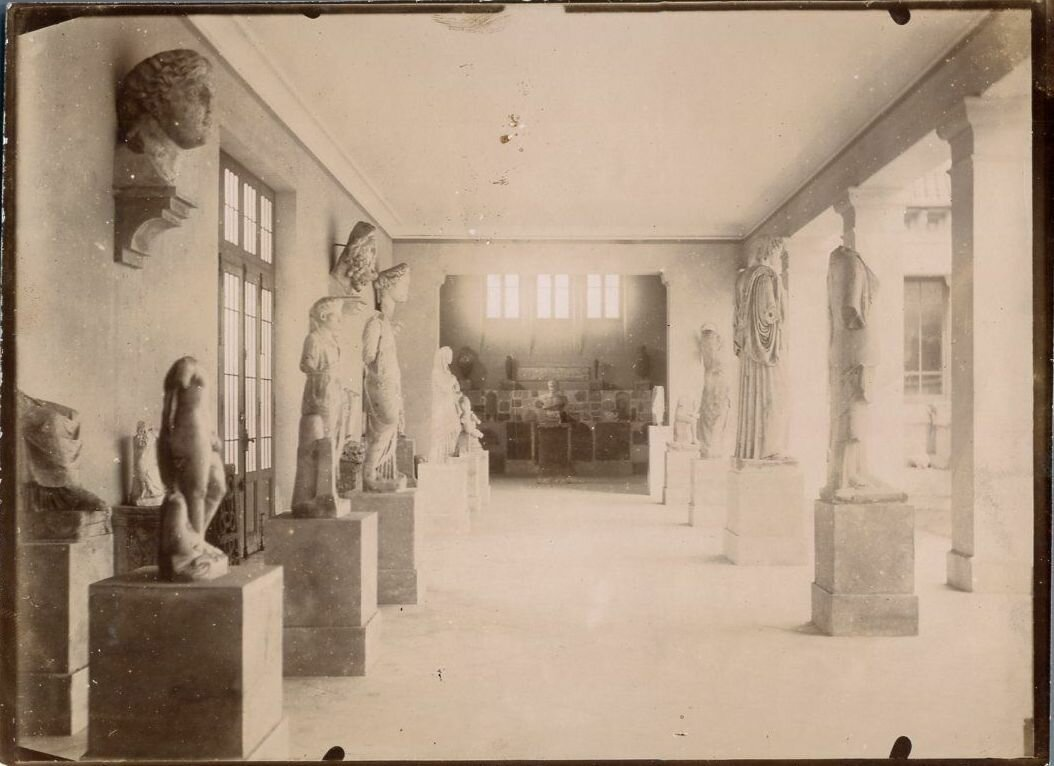 Статуи римской эпохи