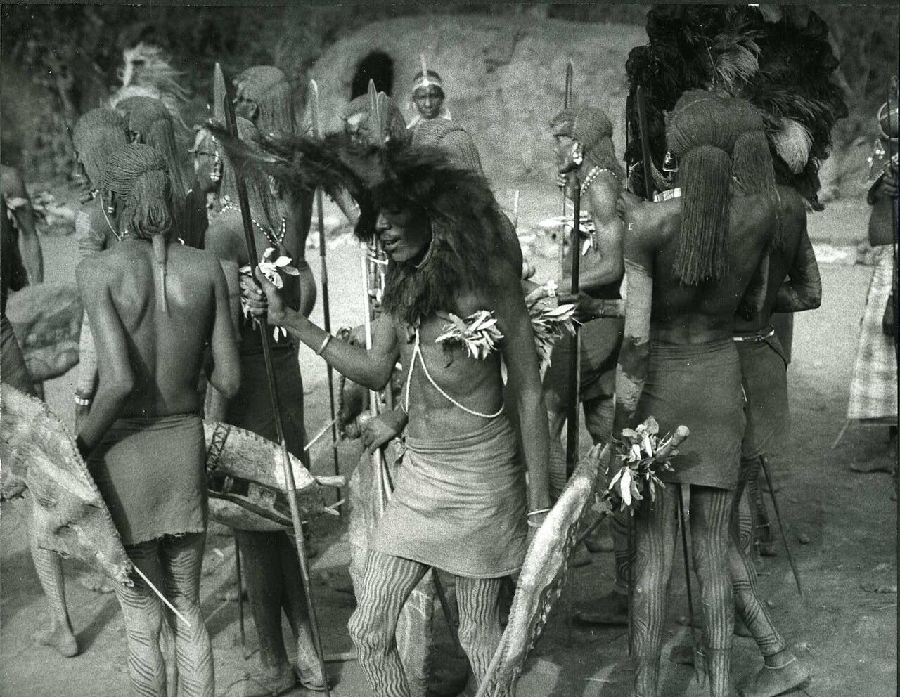 Воины Массаи