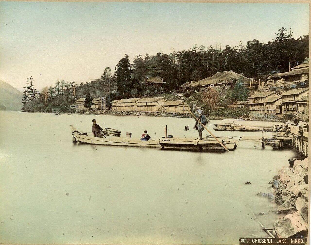 Никко. Озеро Тюзендзи