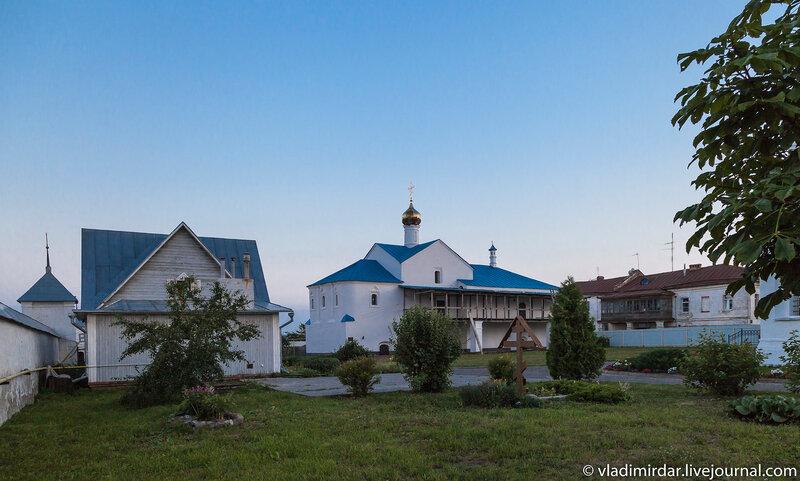 Свято-Васильевский монастырь в Суздале