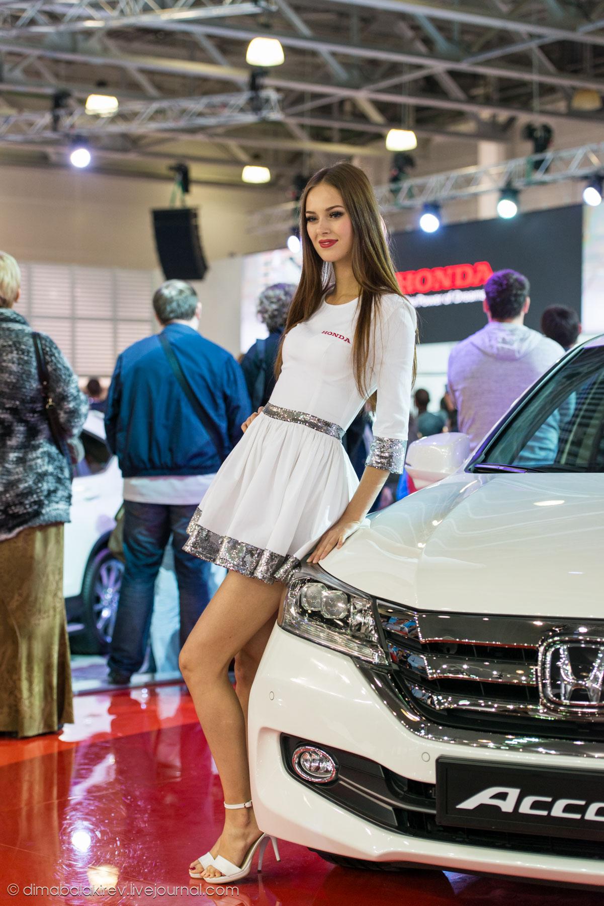 MMAC-2014 – Московский международный автосалон