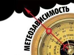 Влияние температуры и погоды на здоровье человека