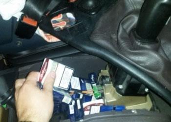 Таможенники РМ задержали гражданина Болгарии за контрабанду сигарет