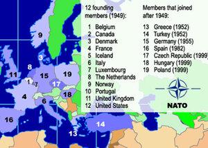 Молдову впервые пригласили на саммит стран членов НАТО