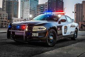 Презентован новый полицейский автомобиль в США