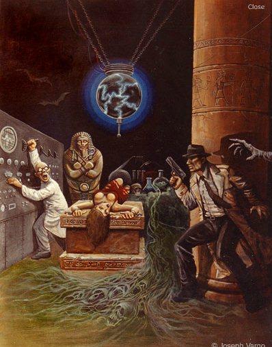 Готический мир Джозефа Варго (Joseph Vargo)