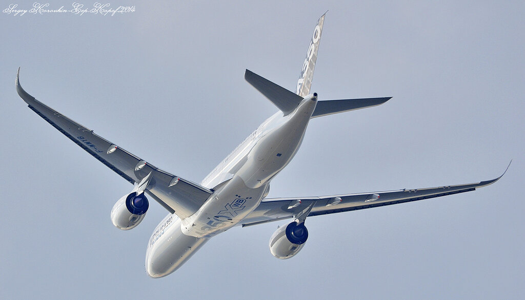 Airbus A350-941 Airbus Industrie F-WWYB №3