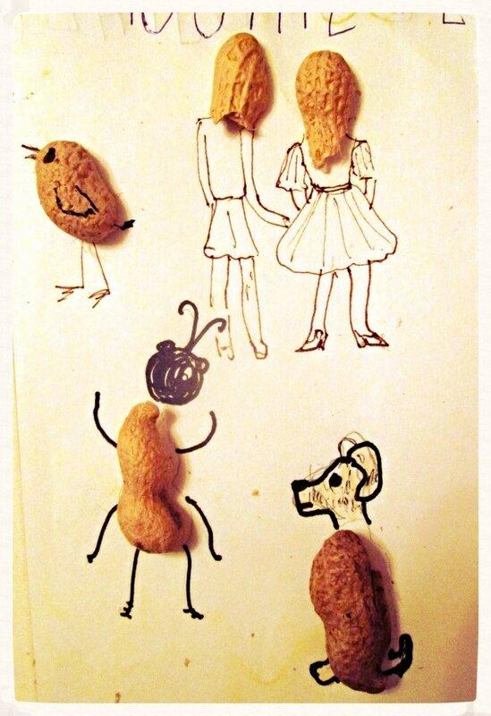 арахисовые фантазии