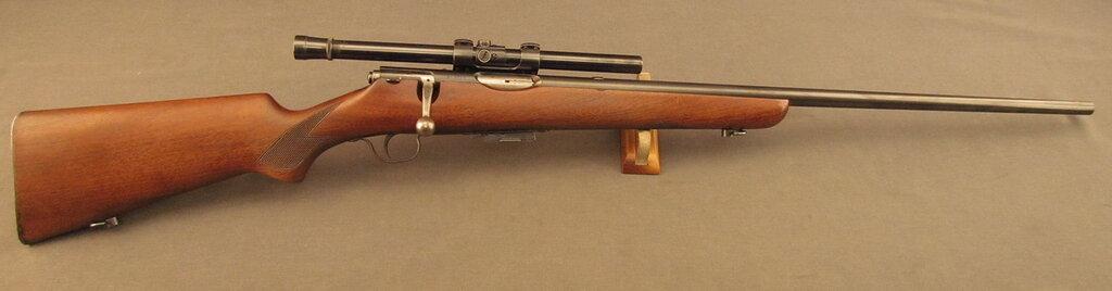 Savage M23D .22 Hornet Rifle 1940s.jpg