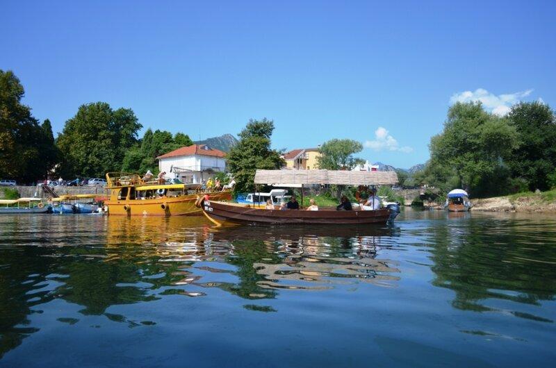 Скадарское озеро, Вирпазар