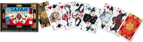 Карточные игры японцев