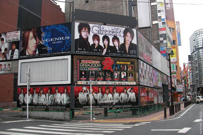 Развлекательные секс заведения в японии смотреть фото 549-8