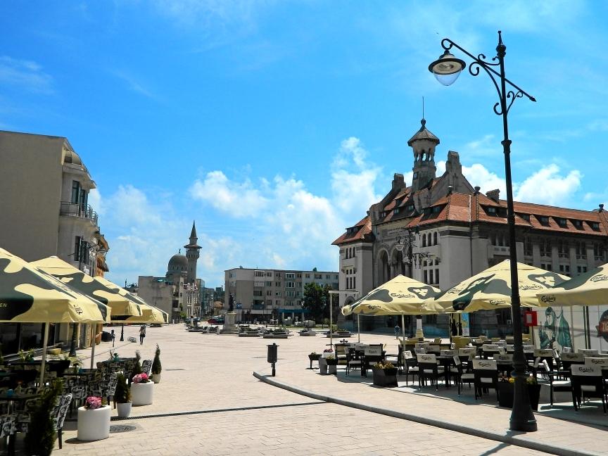 фото города констанца румыния безделия