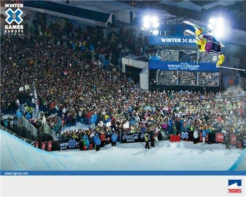 Европейские X Games в третий раз пройдут в Тине