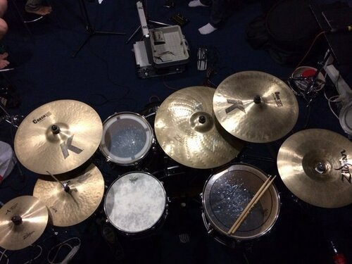 Zildjian  China hybrid K Custom