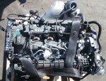 Двигатель HYUNDAI D4FD 1.7 л, 136 л/с