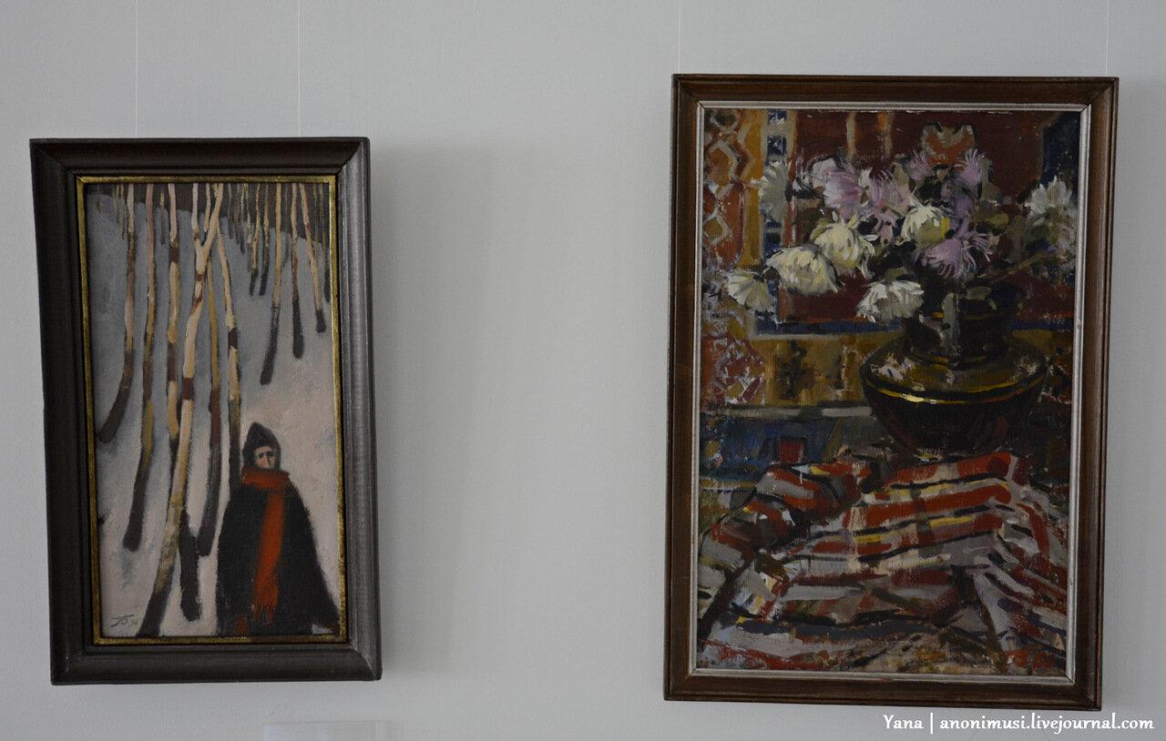 Картинная галерея Г.Х.Ващенко. Гомель