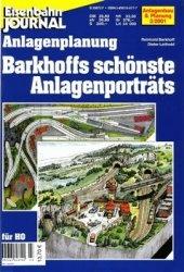 Журнал Eisenbahn Journal. Anlagenbau & Planung. Barkhoffs schonste Anlagenportrats