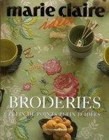 Книга Marie Claire Idees: Broderies Plein de points Plein d'idees jpg 13,73Мб