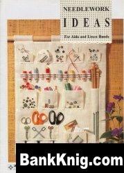 Журнал NeedleWork Ideas for Aida and Linen Bands jpg 9,68Мб скачать книгу бесплатно
