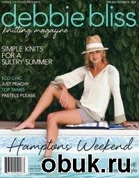 Журнал Debbie Bliss Knitting Magazine 2010 Spring-Summer