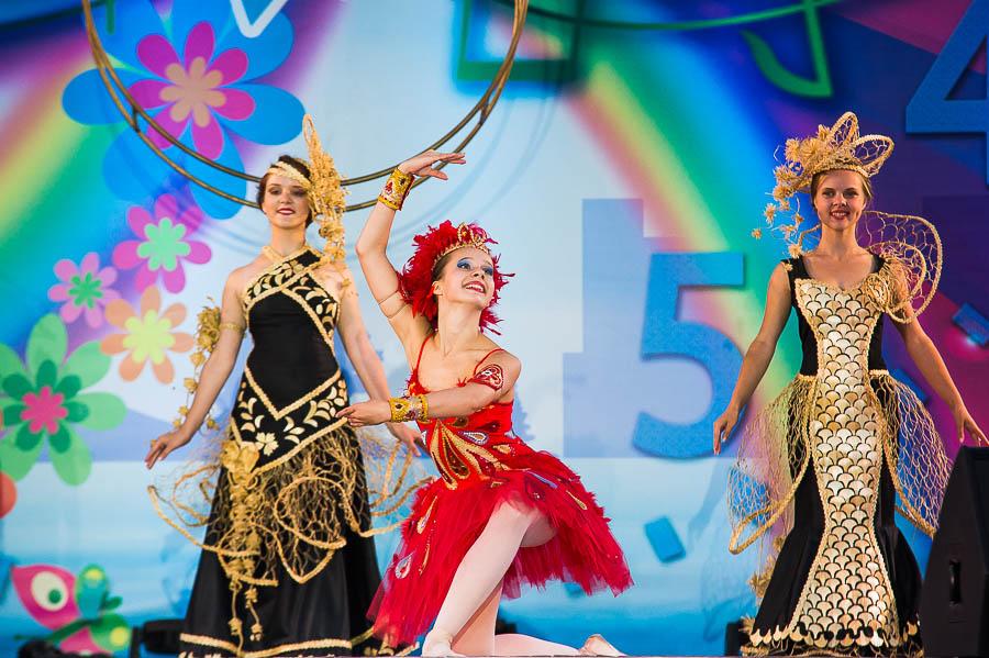 Фестиваль союзного государства в Анапе