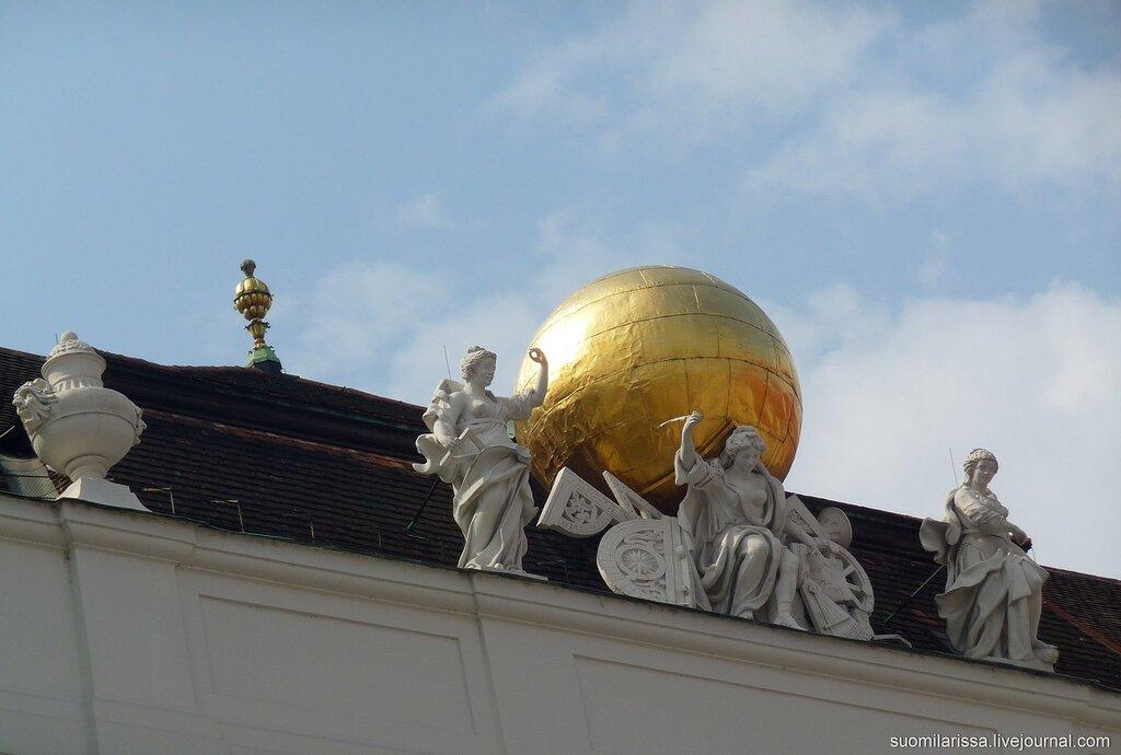 Австрийская национальная библиотека.