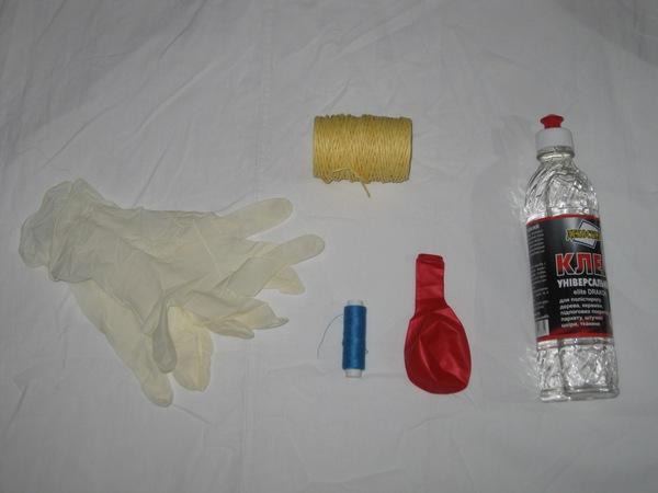Конфетница из бумажного шнура