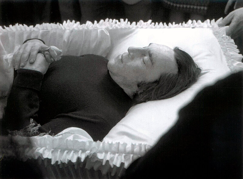 На смерть поэта