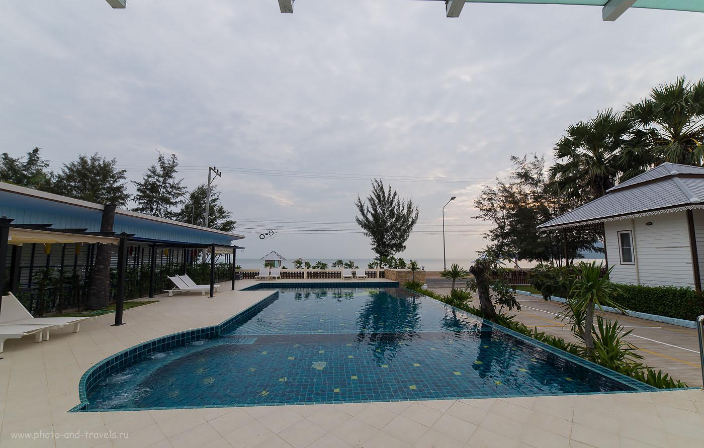 Снимок 8. Посоветовать гостиницу в парке Сам Рой Йот? Чем плоха? Отчеты туристов об отдыхе в Таиланде. ISO 100, ФР=14, F/8.0, В=1/80