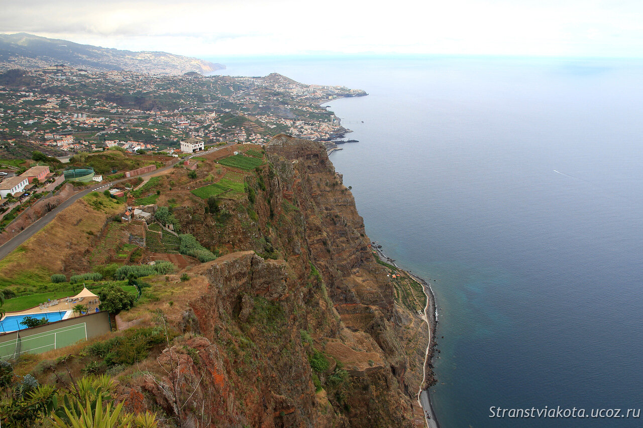 Мадейра, Кабу Жирау