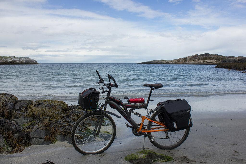 Велопробег к морю