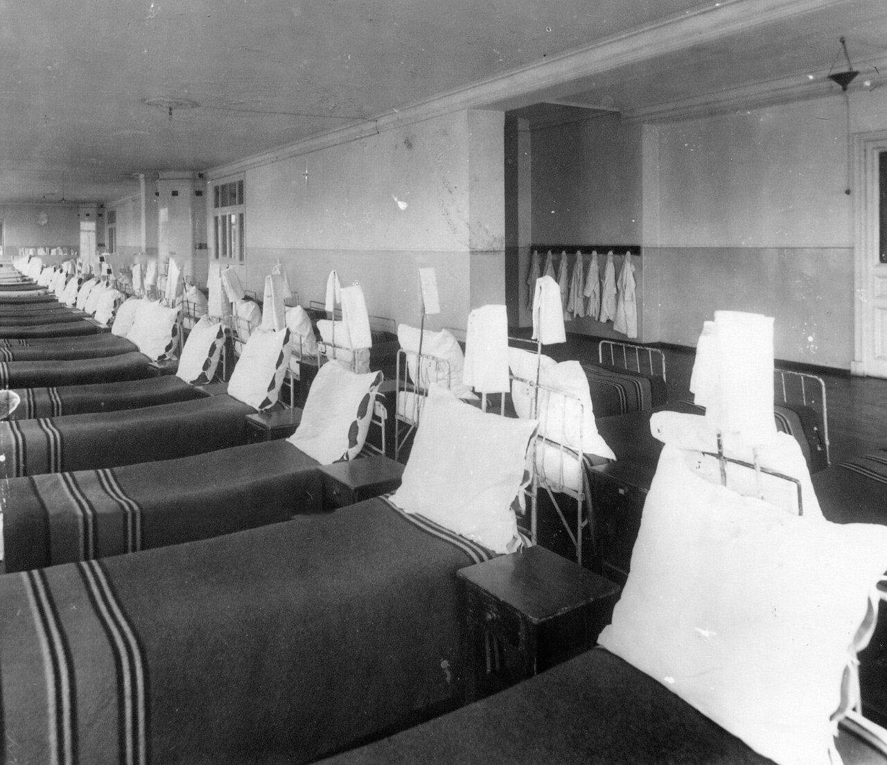 05. Спальня воспитанников училища. До 1914