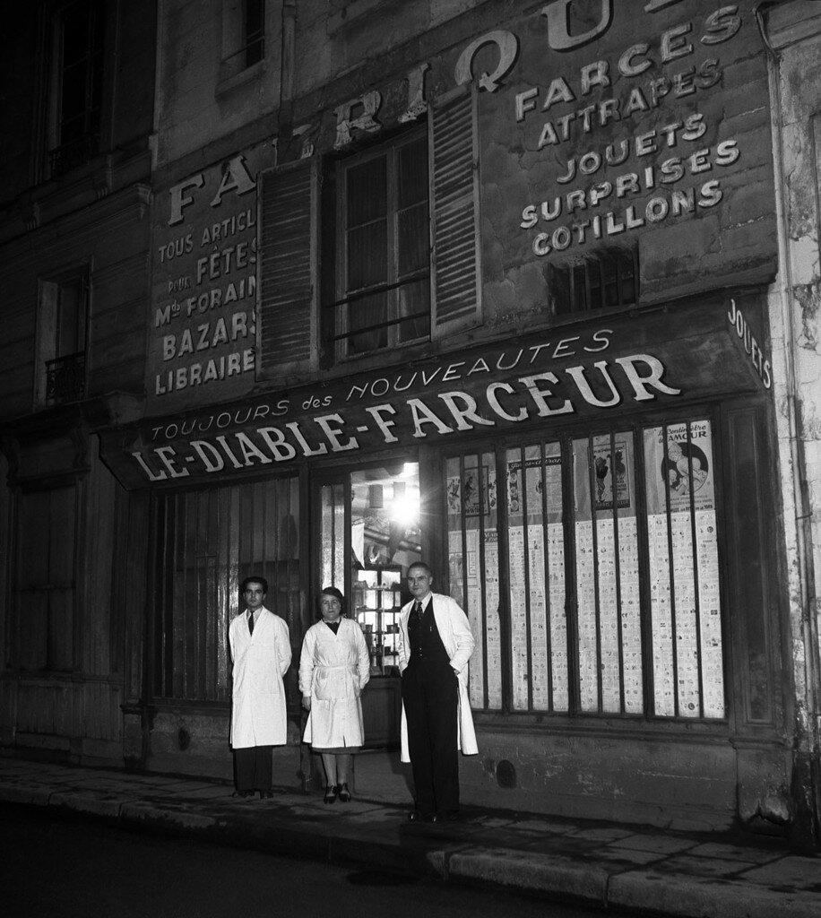 1947. «Дьявольский джокер»