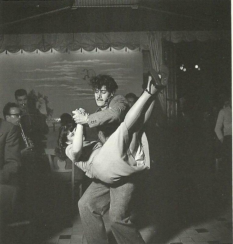 1948. На танцполе