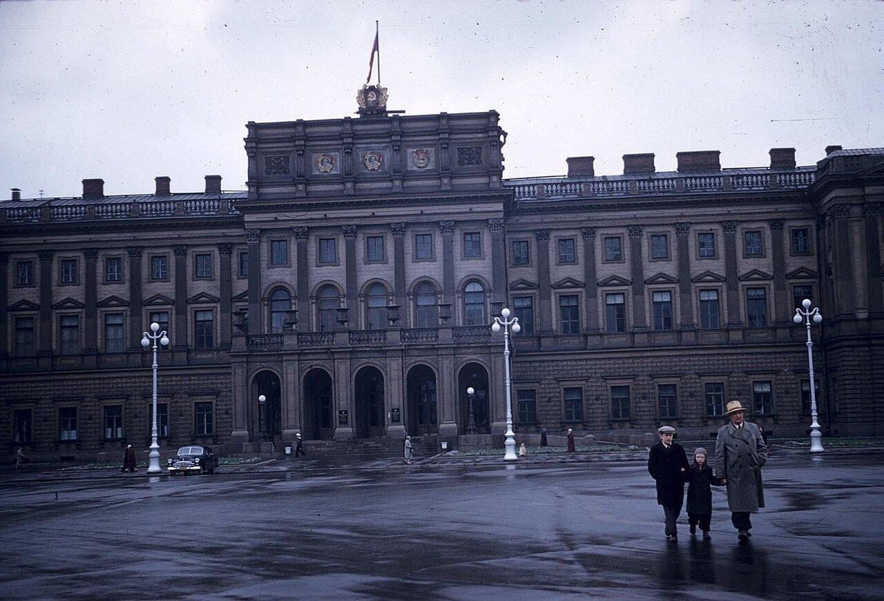 15. Мариинский дворец